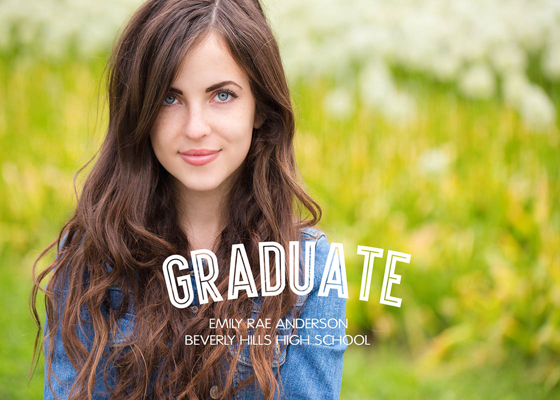 Regal Graduate - Square